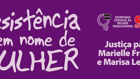 Ato marca Mês de Lutas das Mulheres em Sorocaba no sábado