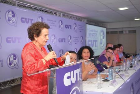 Mulheres da CUT debatem estratégias contra retrocessos do governo Temer