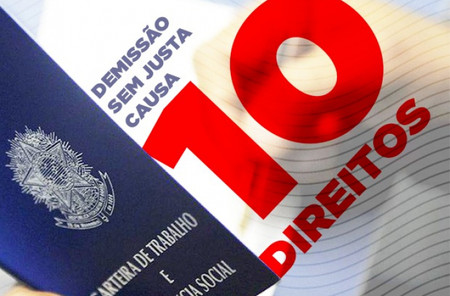 Confira os 10 direitos dos trabalhadores em casos de demissão sem justa causa