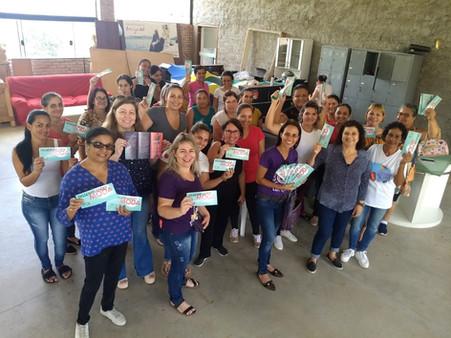Sindicato leva conhecimento sobre moda sustentável e trabalho digno para trabalhadoras de Sorocaba