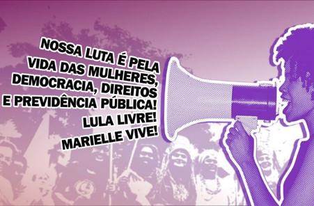 8 de Março na Av. Paulista será por direitos e contra a reforma da Previdência