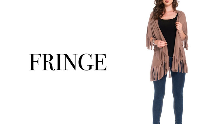 Fringe Styling Vidoe