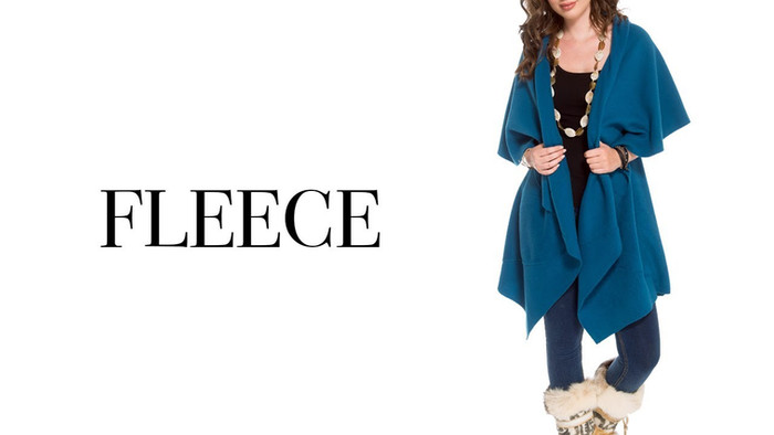 Solid Fleece Styling Video