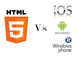 What's the difference between native and HTML5 apps?