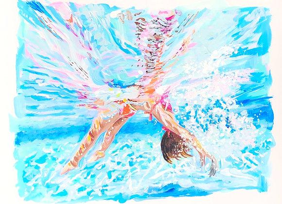 rainbow dive