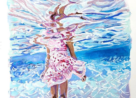 polkadot wading