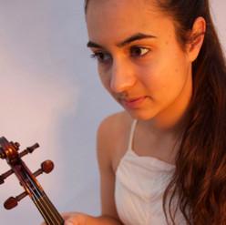 Spotlight Violin 5