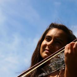 Spotlight Violin 13