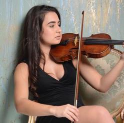 Spotlight Violin 8