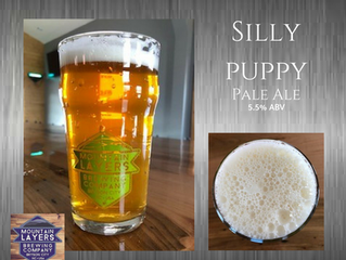 Silly Puppy Pale Ale