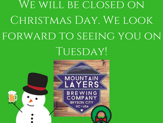 Merry Christmas from Mountain Layers!