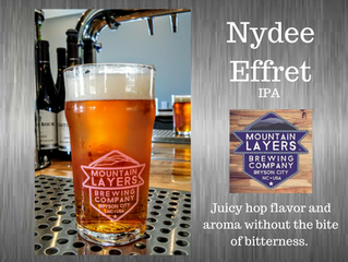 Nydee Effret IPA is Back on Tap!