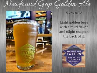 Newfound Gap Golden Ale