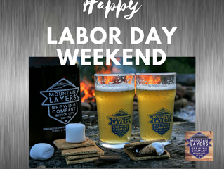 Celebrate Labor Day Weekend with Mountain Layers!