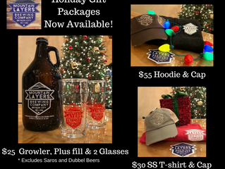 Holiday Gift Packages now available!