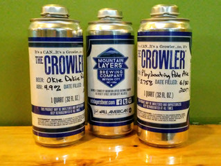 Crowlers at Mountain Layers