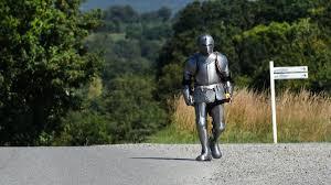 Le chevalier à l'armure rouillée