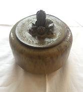 Keramik lågskål af AB .JPG