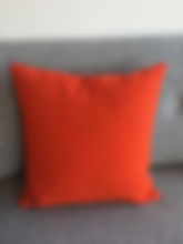Stor pude i orange hallingdal.jpg