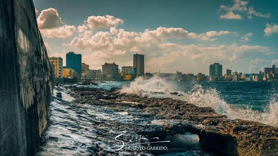 Expo fotos de La Habana.