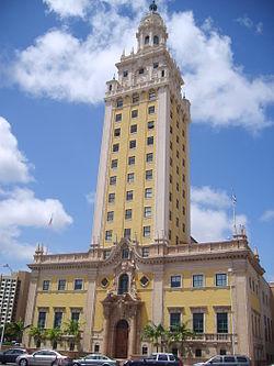 La Torre de la Libertad.