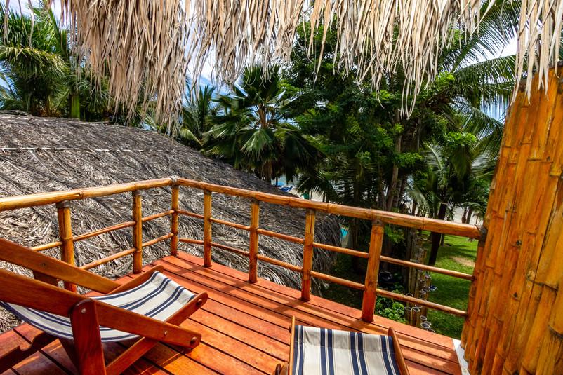 Rocapulco | Habitación 4 balcón