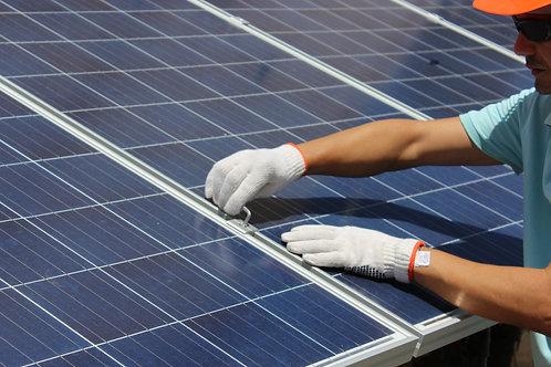 Dimensionamento e Instalação de Sistemas Fotovoltaicos