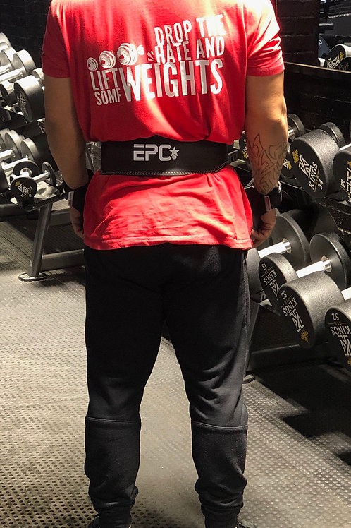 EPC Weightlifting Belt