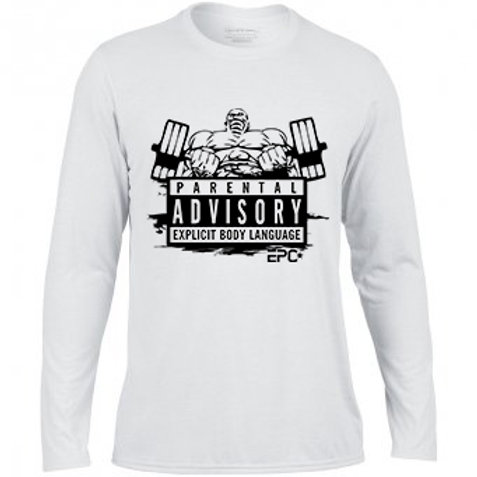 EPC Explicit Body Language Long Sleeve T-Shirt