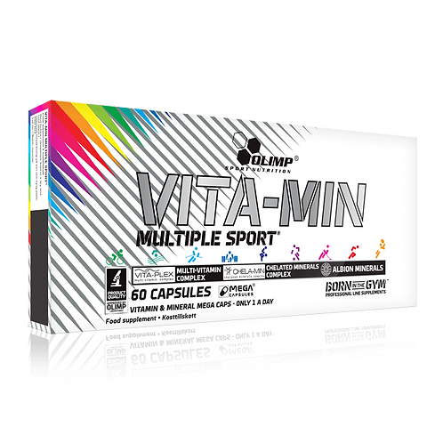 Olimp Sport Nutrition Vita-Min Multiple Sport Mega Caps