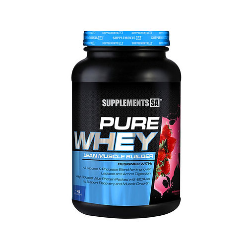 Supplements SA Whey Protein