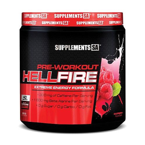 Supplements SA Hellfire Pre-Workout