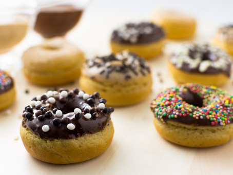 Whole Wheat Doughnuts - Part 1