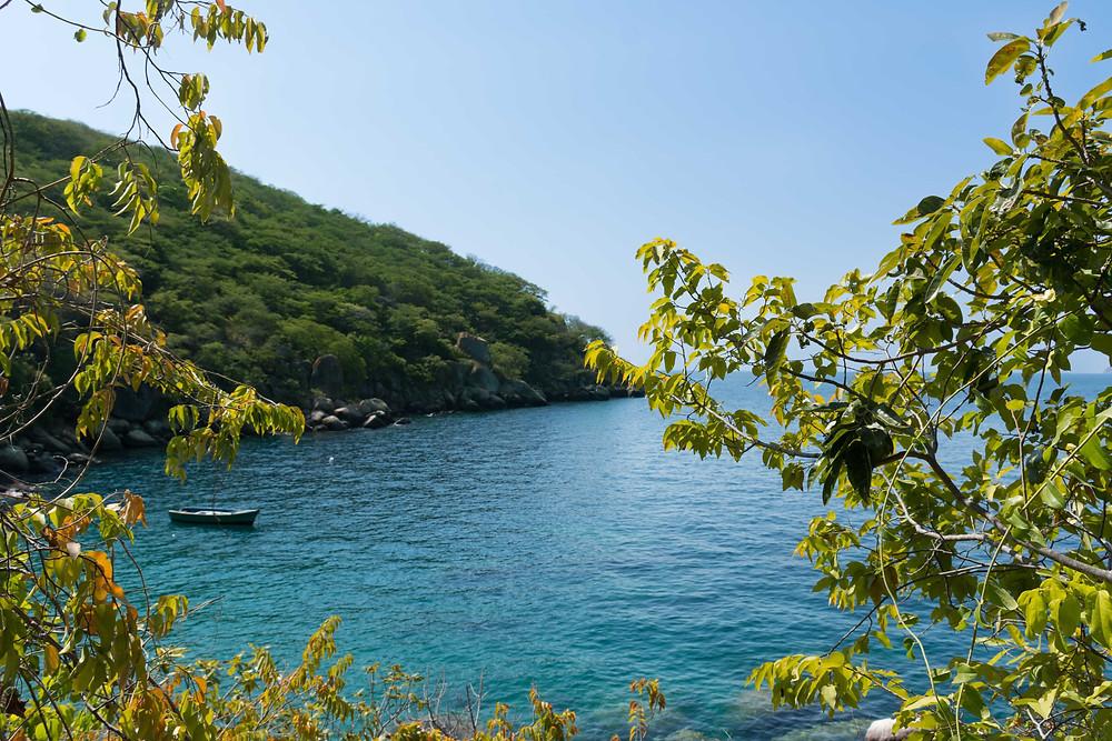 Mumbo Island view