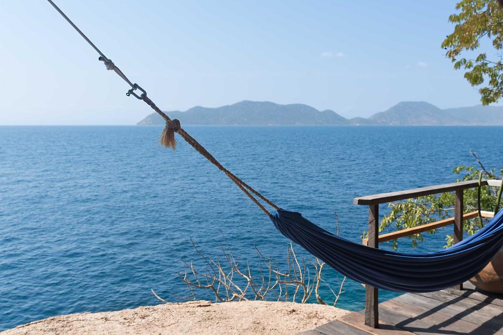 Mumbo Island hammock