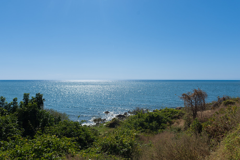 Blue Zebra Hike view