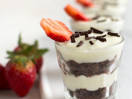 The Perfect Chocolate Trifle