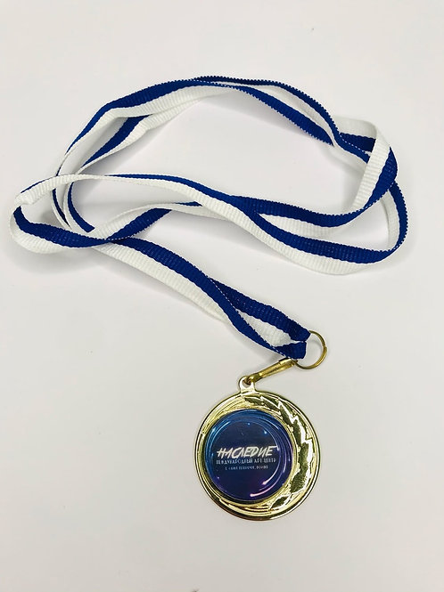 Медаль из метала