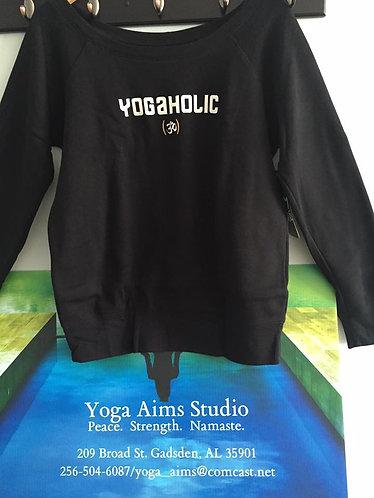 Yogaholic Fleece