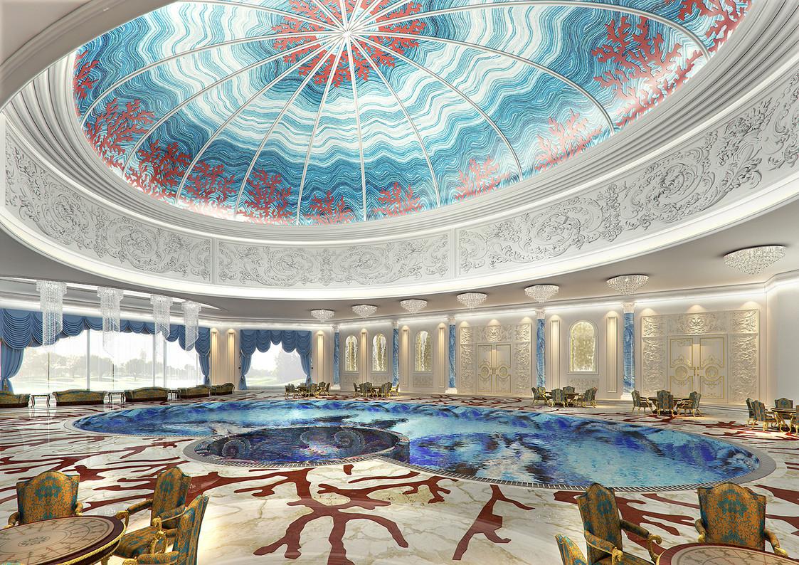 20140205 - Palace-1 - Swimming Pool Area