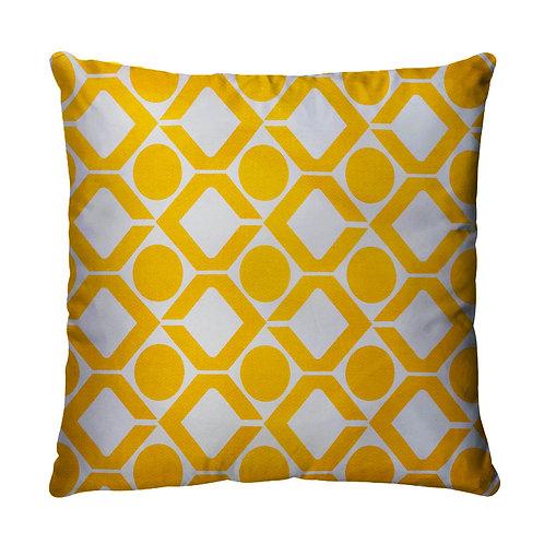 Scandi Geo Yellow