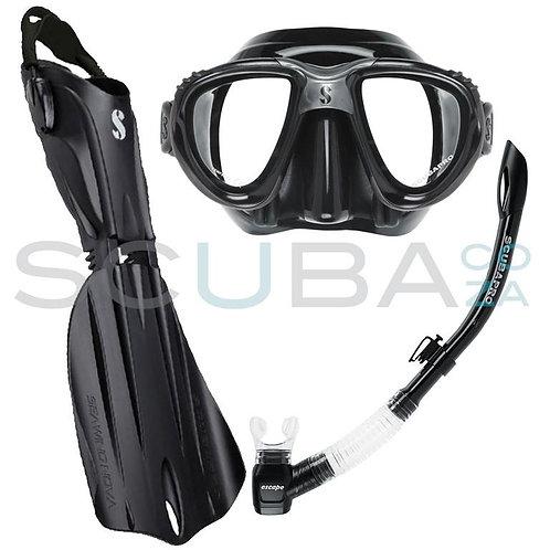 ScubaPro Mask, Fins, and Snorkel Deal