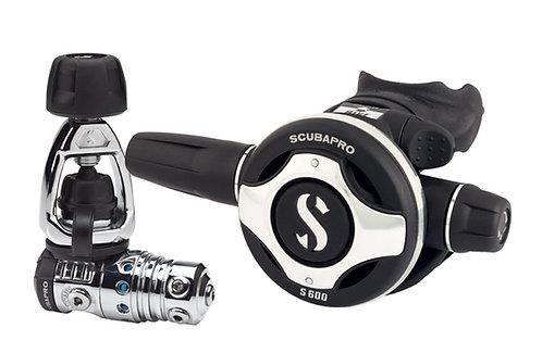 ScubaPro Diving Regulator MK2 EVO/S600