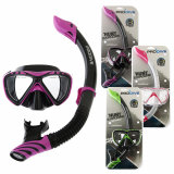 ProDive Premium Silicon Professional Mask and Snorkel Set