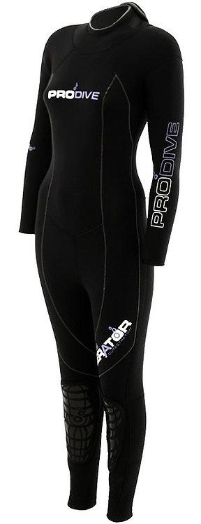 ProDive LIBERATOR 6mm Wetsuit - Womens