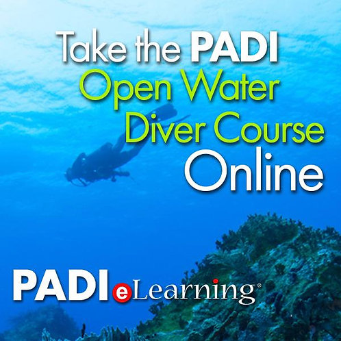 Open Water Dive Course - PADI