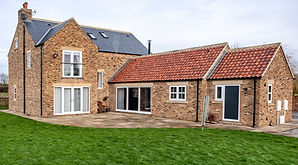 Grainger Timber Frames were employed to construct this 4 bedroom house - double and single storey, 2nd build for the customer. Click here to see our timber frame building process