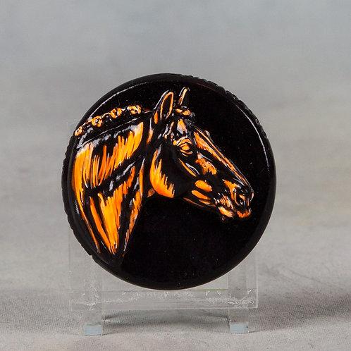 Mini Medallionopoly WB, fluoro orange