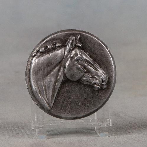 Mini Medallionopoly WB, patinaed silver