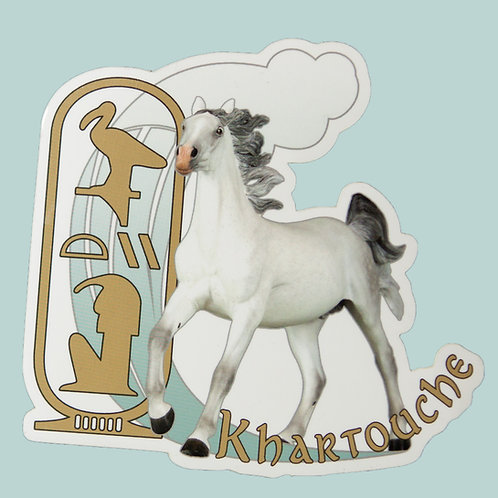 Khartouche Sticker